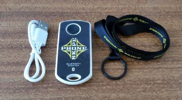 PhoneSkope Bluetooth Shutter Release for Android & Apple phones
